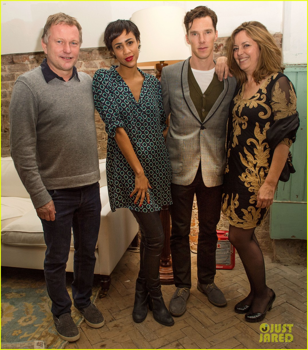 benedict cumberbatch jamie campbell bower cinecity film festival party 052992114