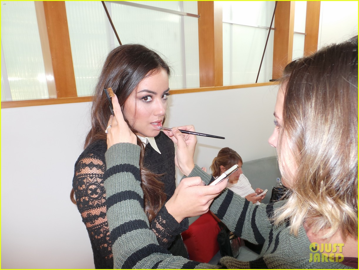 chloe bennet jj spotlight of the week bts 11