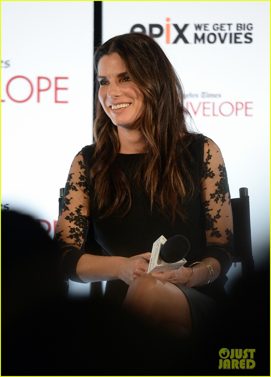 sandra bullock la envelope screening series of gravity 042988347
