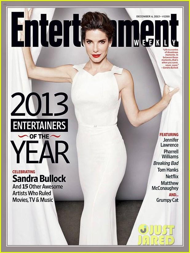 sandra bullock ew entertainer of the year3000127