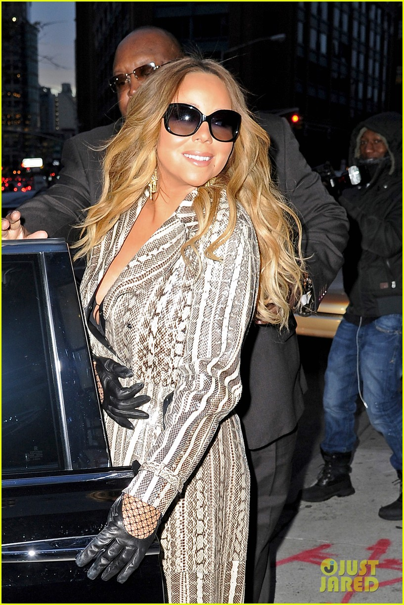 mariah carey promotes art of letting go on jimmy fallon 062991242