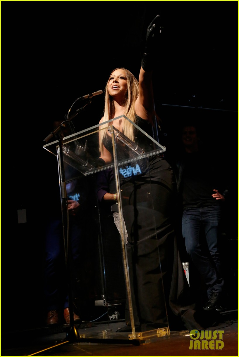 mariah carey out100gala after negative idol comments 082993121