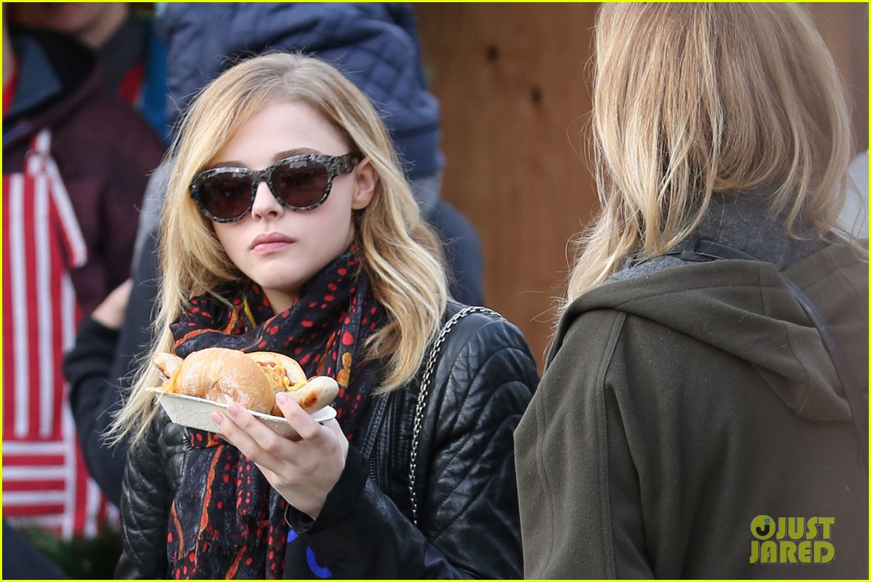 chloe moretz family time after if i stay filming 122999974
