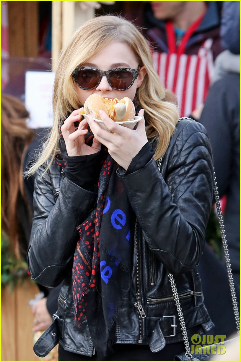 chloe moretz family time after if i stay filming 17