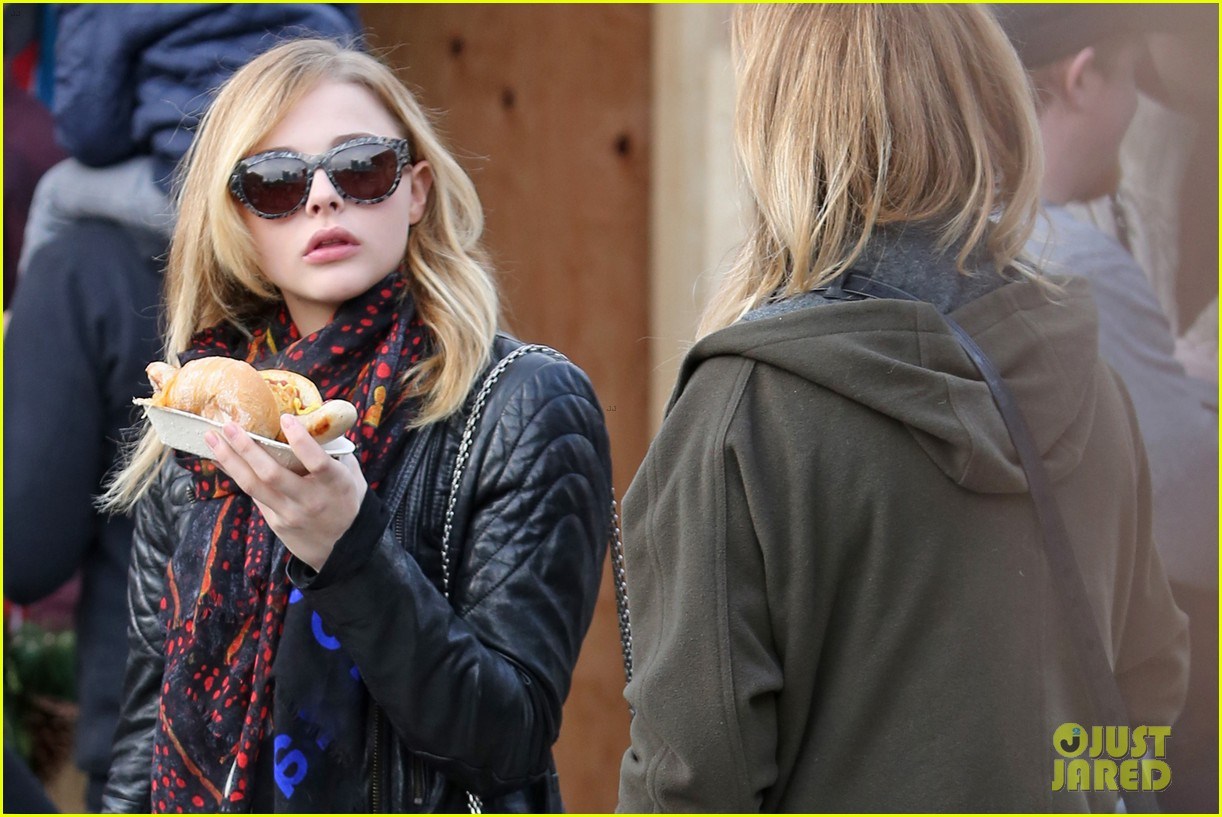 chloe moretz family time after if i stay filming 18