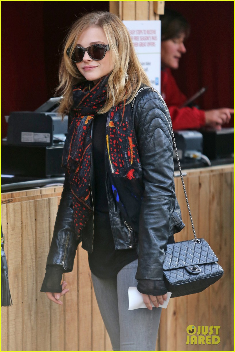 chloe moretz family time after if i stay filming 20