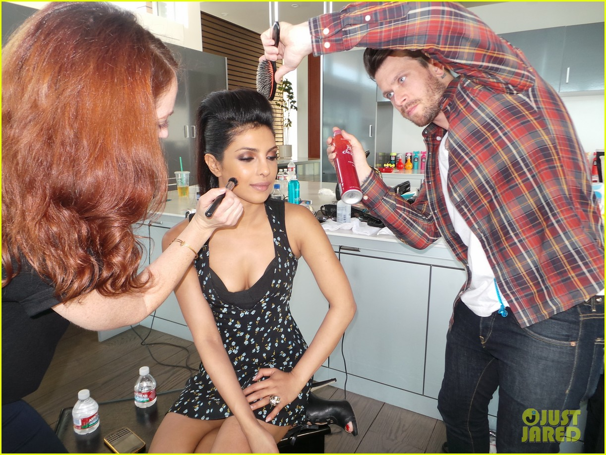 priyanka chopra just jared spotlight of the week behind the scenes pics 06
