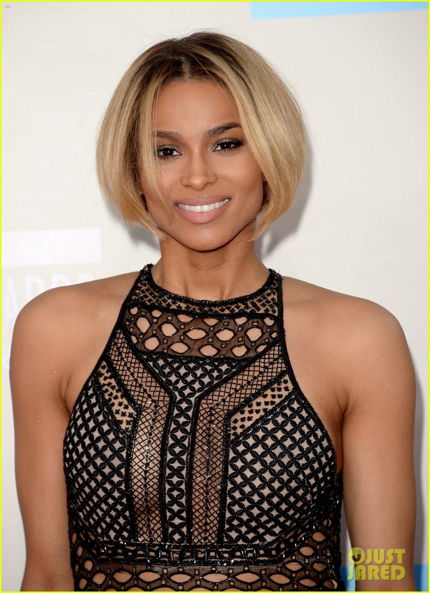 Cool Ciara Rocks Short Haircut On Amas 2013 Red Carpet Photo 2999443 Short Hairstyles For Black Women Fulllsitofus