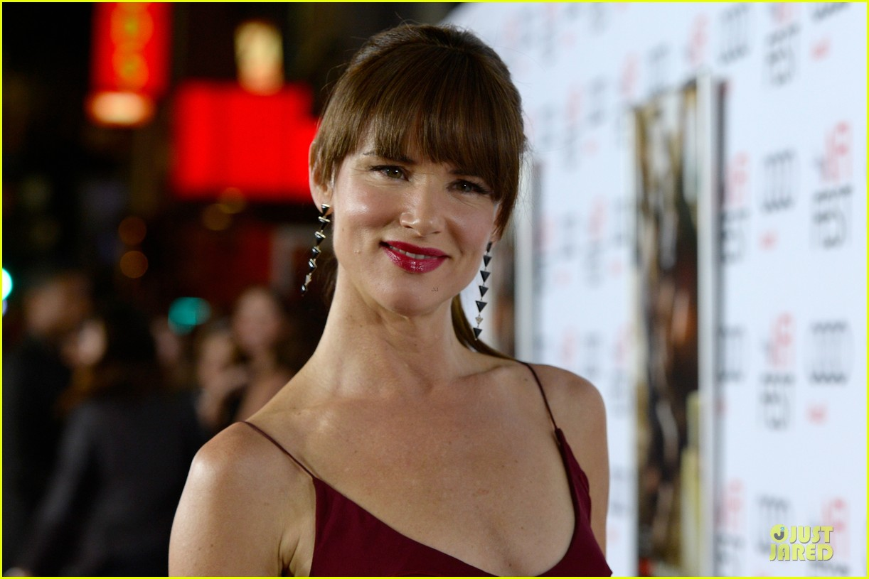 george clooney juliette lewis august hollywood premiere 112988801