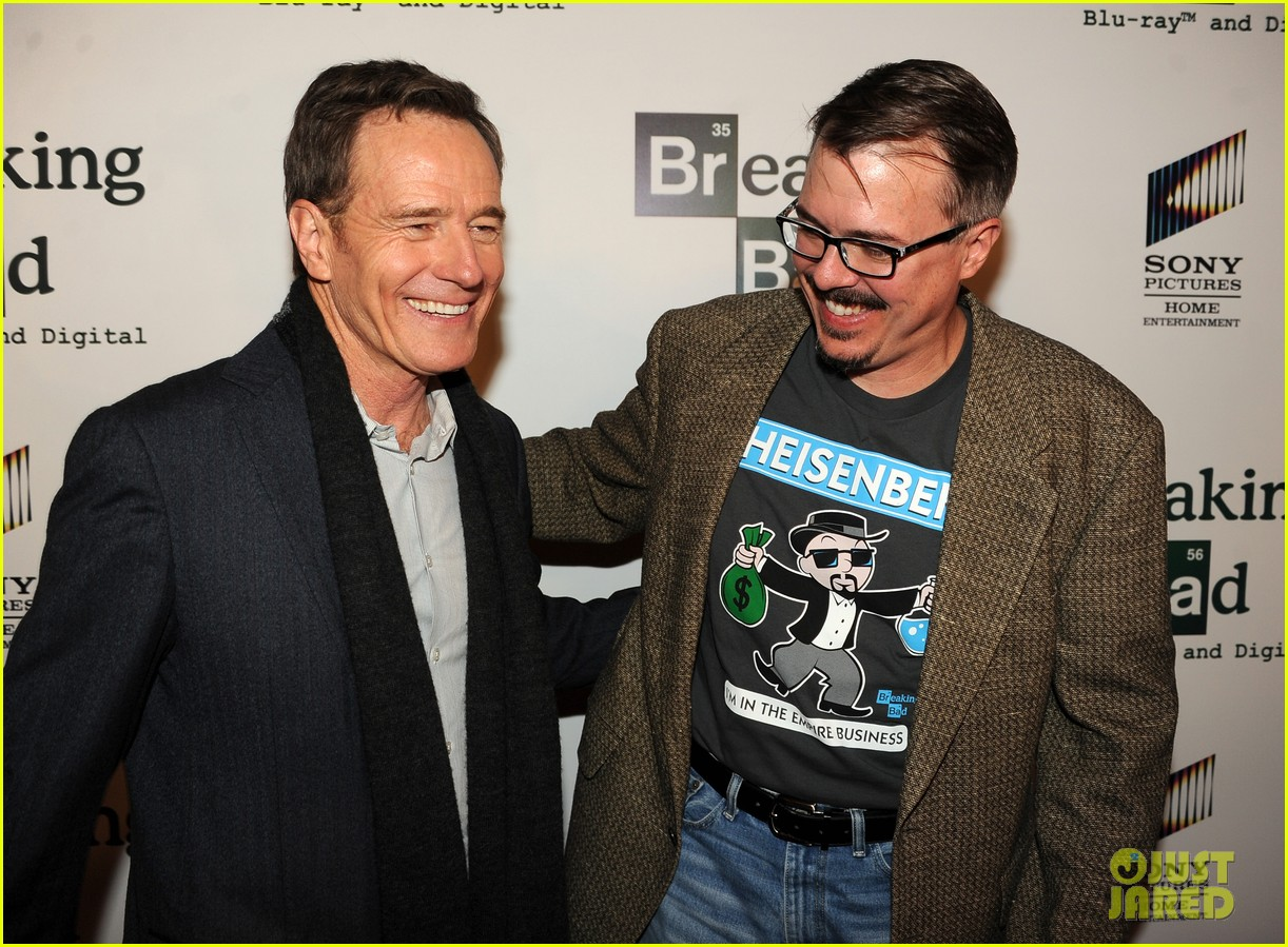 bryan cranston breaking bad dvd signing 083000563