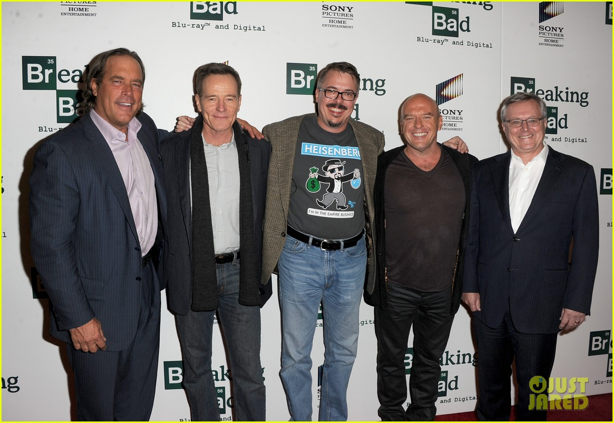 bryan cranston breaking bad dvd signing 11