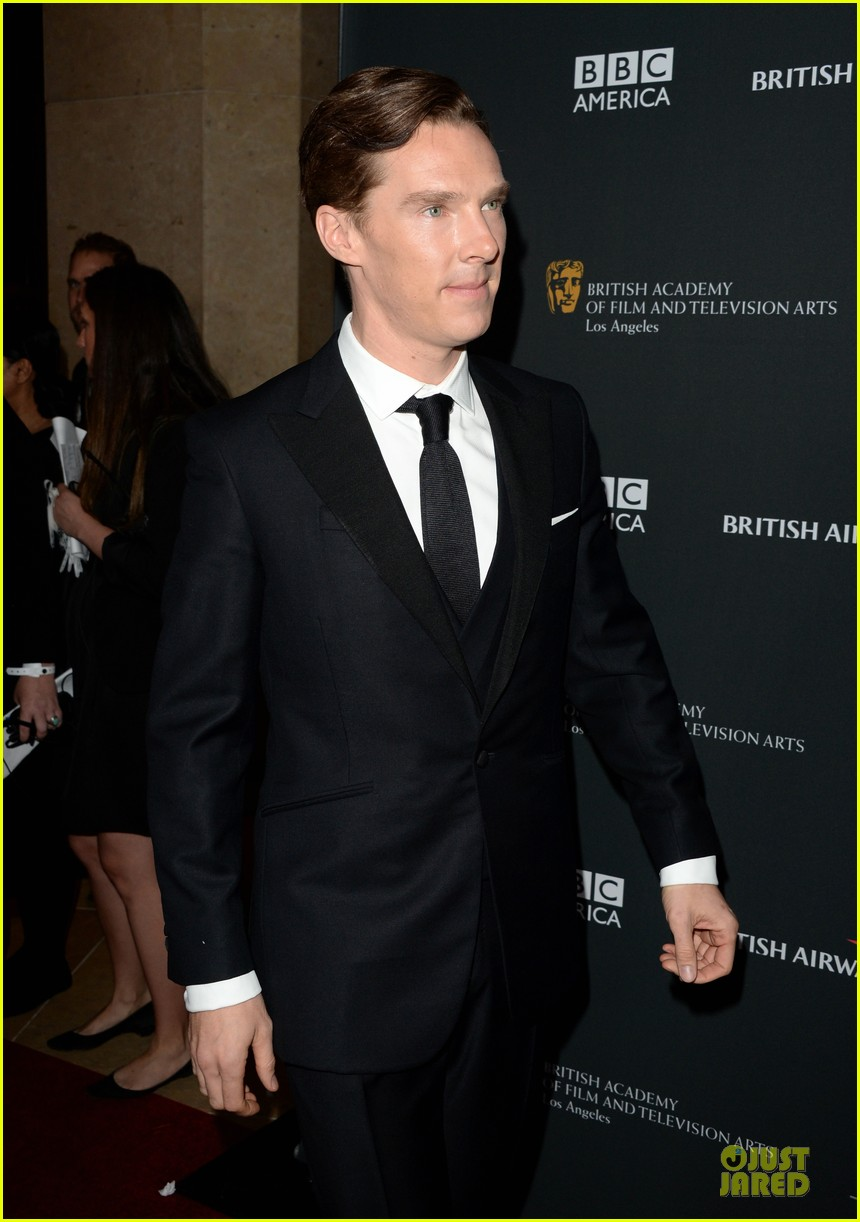 benedict cumberbatch alice eve bafta britanna awards 2013 red carpet 152989425