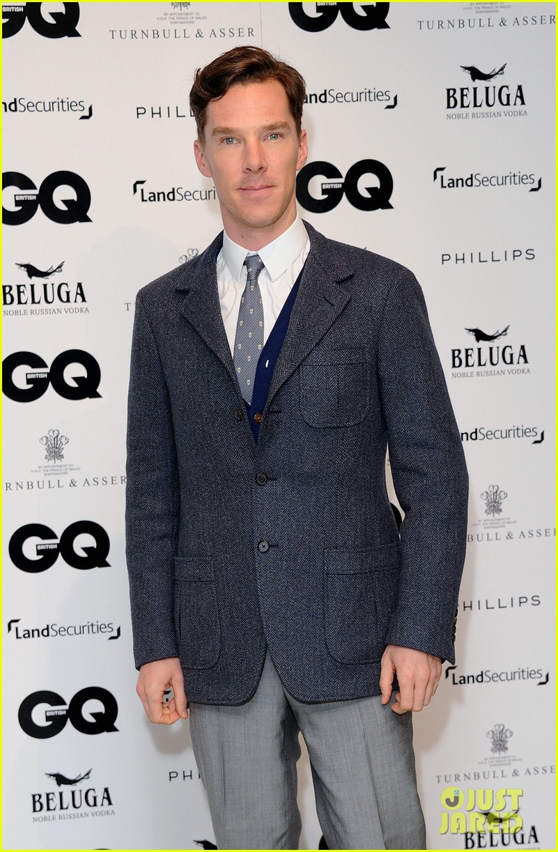 benedict cumberbatch gq 25th anniversary exhibition 07