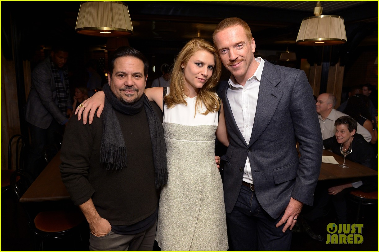 claire danes damian lewis homeland nyc screening 05