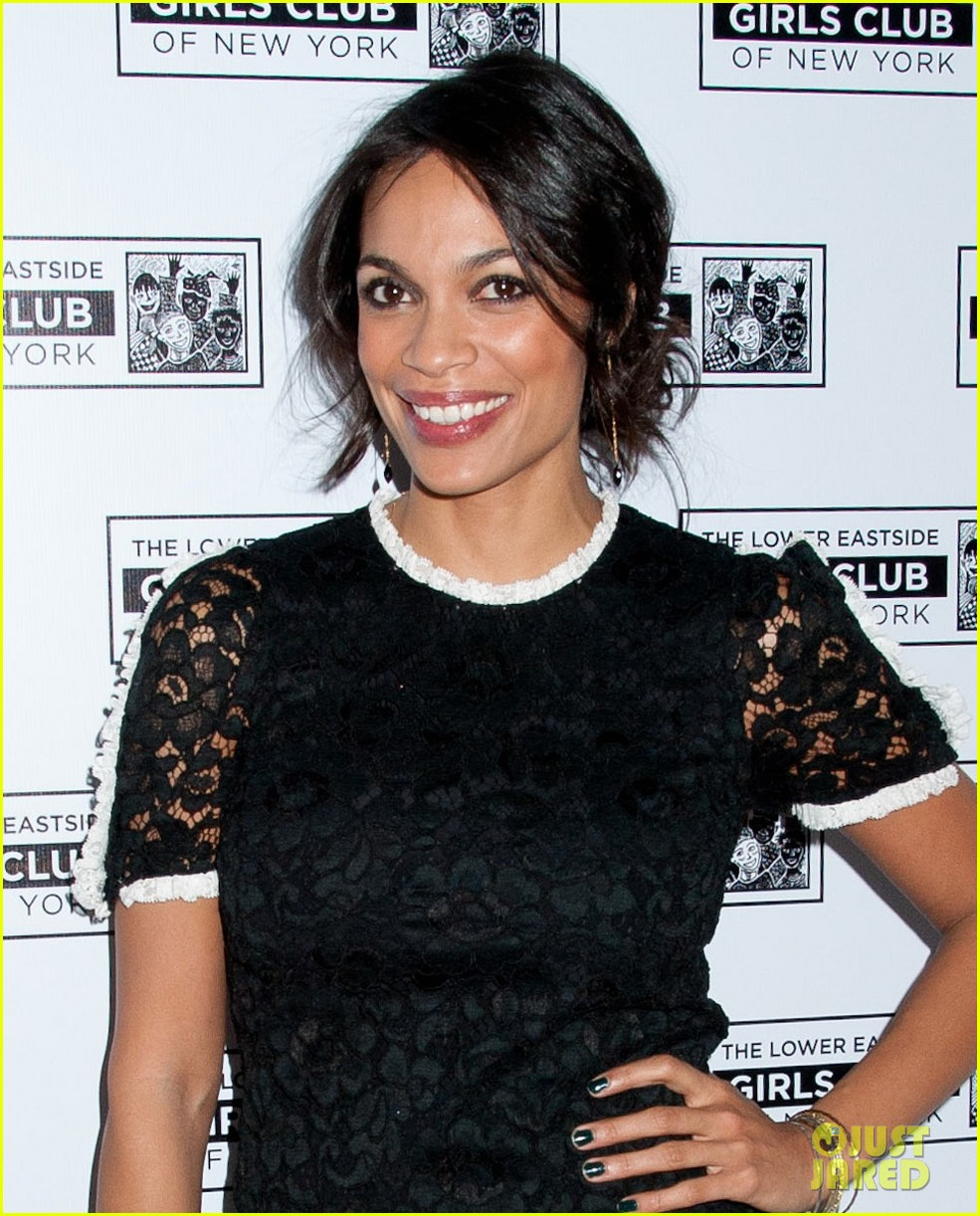 rosario dawson tyra banks lower east side girls club gala 02
