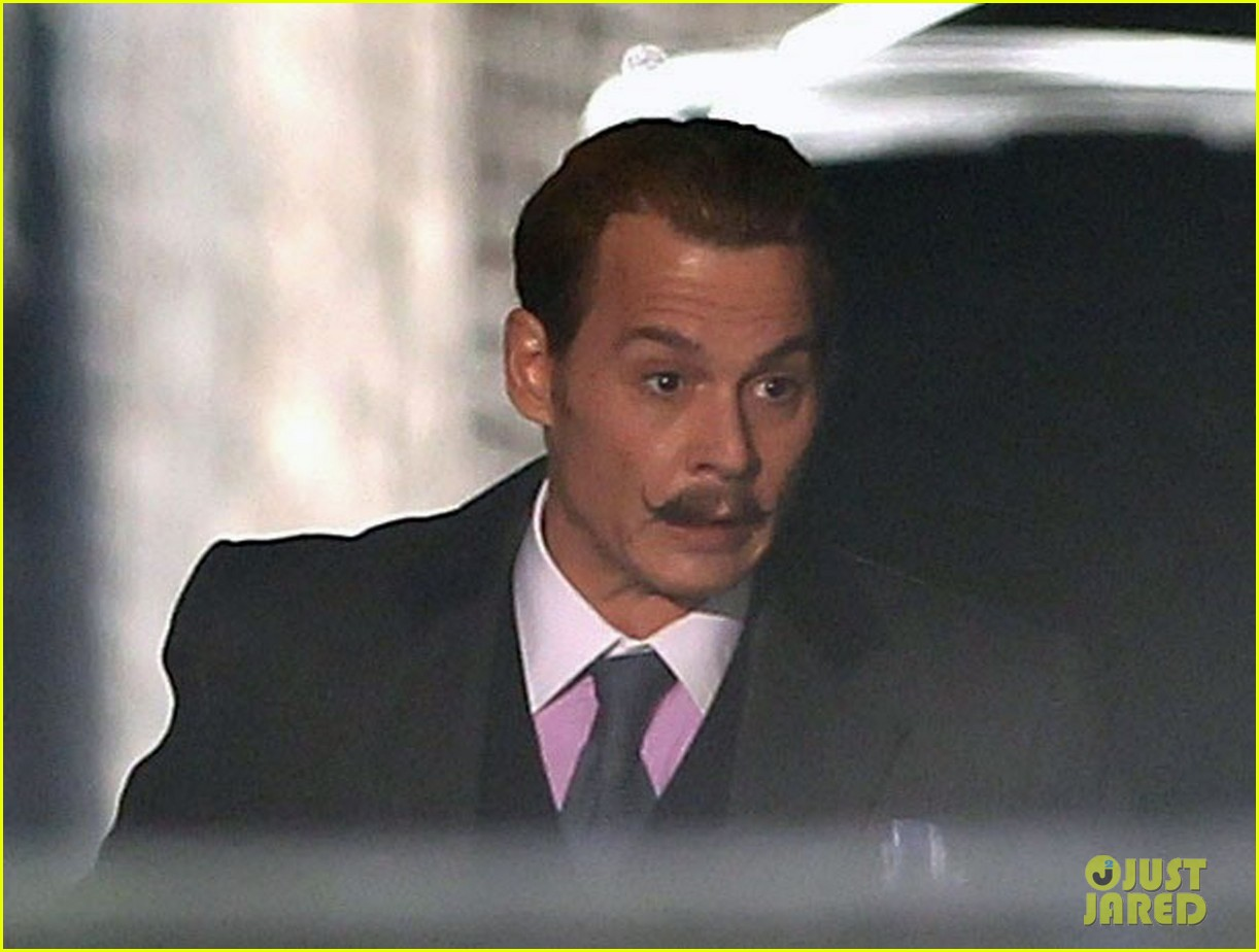 johnny depp mortdecai does great business at afm 01