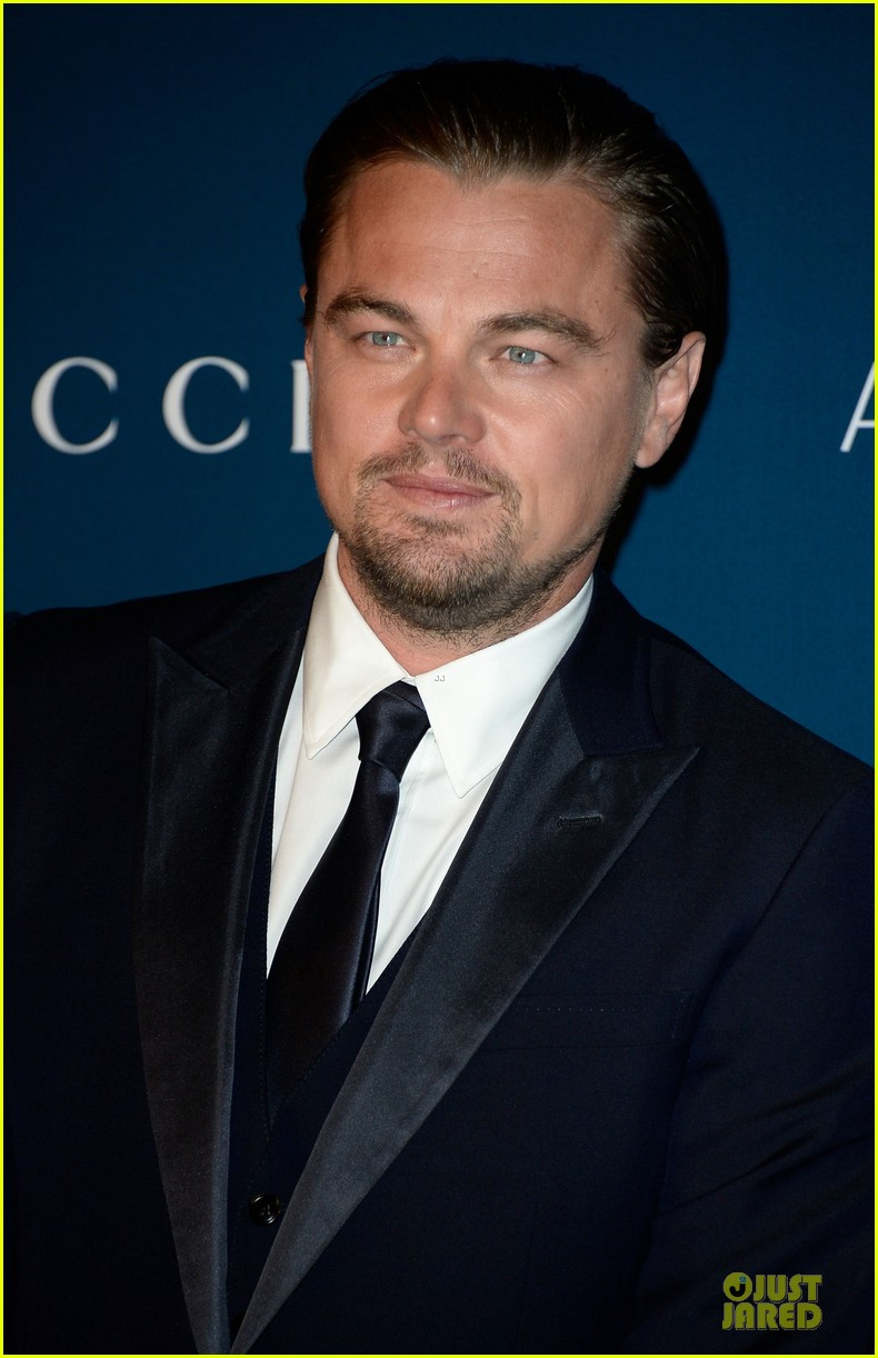 leonardo dicaprio lax departure after lacma art film gala 11