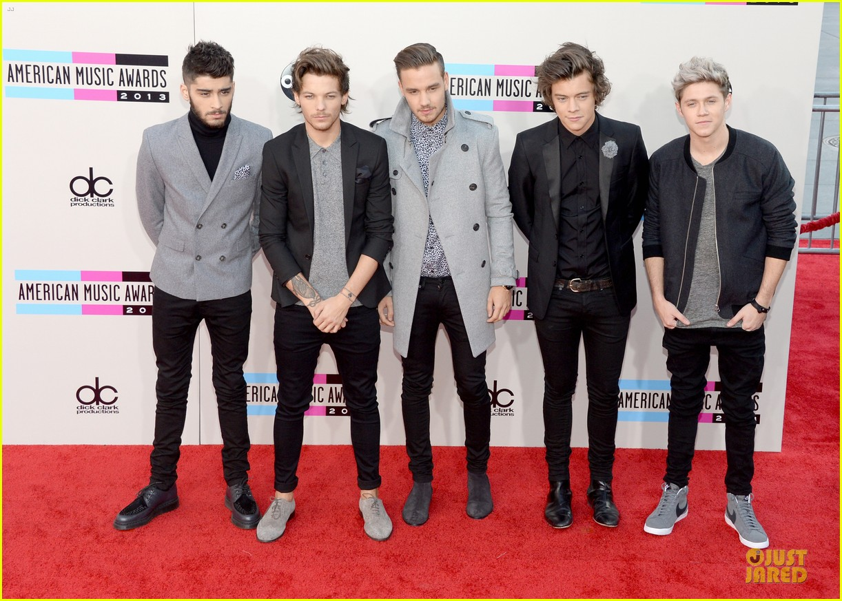 one direction red carpet - photo #17