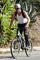 josh duhamel bares his biceps in muscle tank on bike ride 21