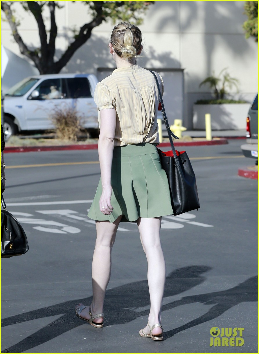 kirsten dunst mall visit with mom 142991589