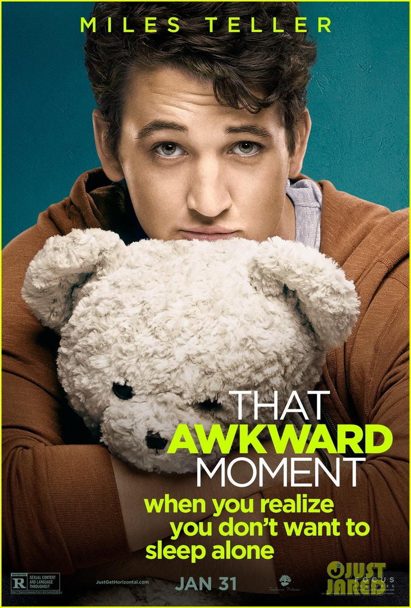 zac efron that awkward moment character posters 02