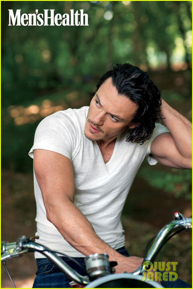 luke evans covers mens health december 2013 022991064