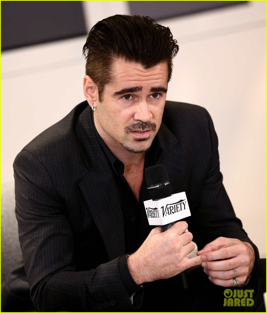 colin farrell james franco variety awards studio 2013 08