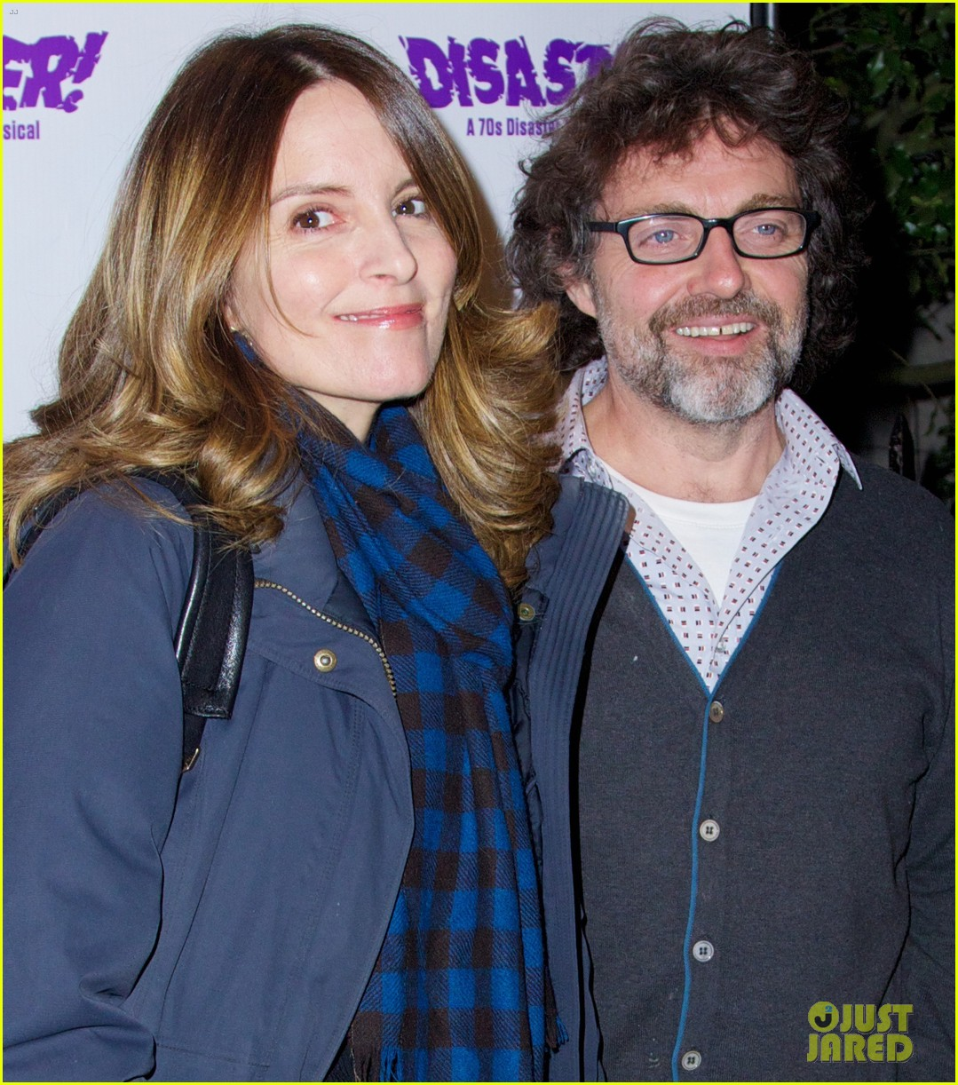 tina fey disaster opening night with jeff richmond 12