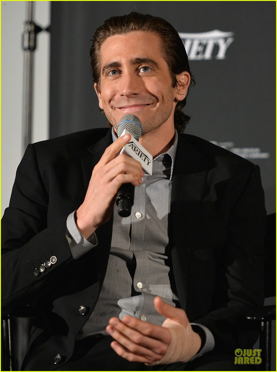 jake gyllenhaal maria bello prisoners variety screening 082993977