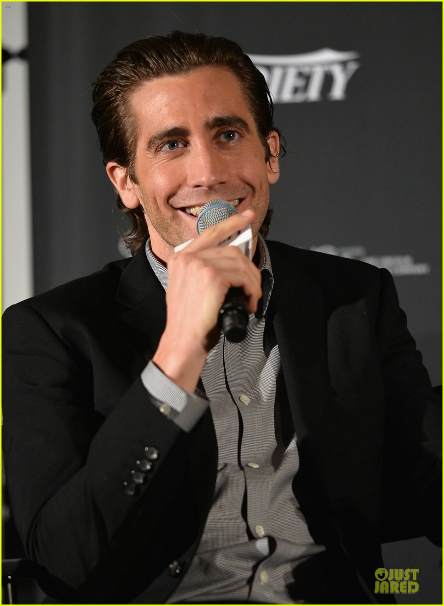 jake gyllenhaal maria bello prisoners variety screening 11