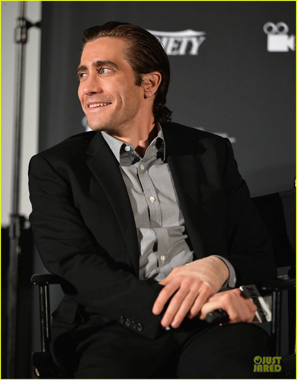 jake gyllenhaal maria bello prisoners variety screening 122993981