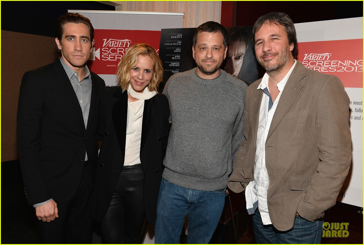 jake gyllenhaal maria bello prisoners variety screening 25
