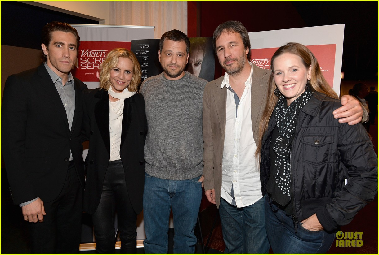 jake gyllenhaal maria bello prisoners variety screening 262993995
