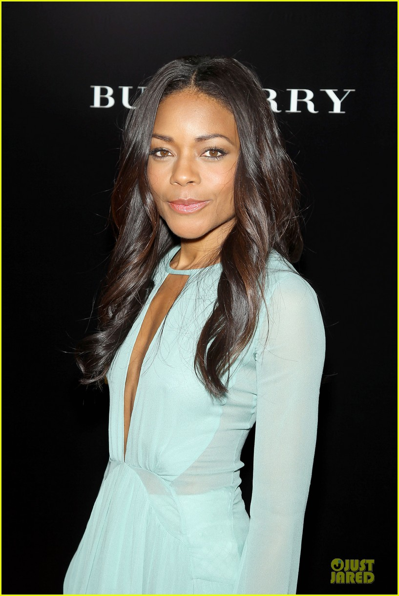 naomie harris idris mandela nyc screening 11
