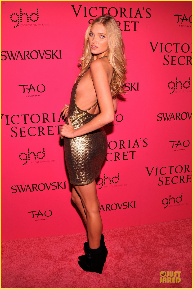 erin heatherton lily aldridge victorias secret fashion show after party 2013 10