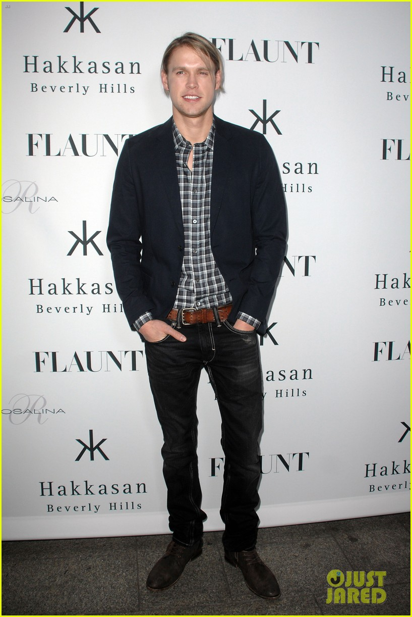 emile hirsch lydie hearst flaunt magazine launch party 022988297