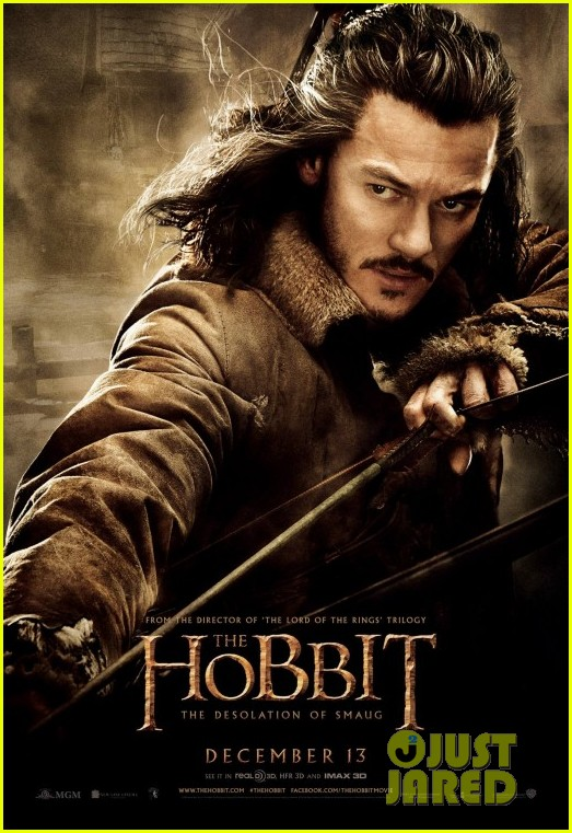 orlando bloom hobbit desolation of smaug character posters 06