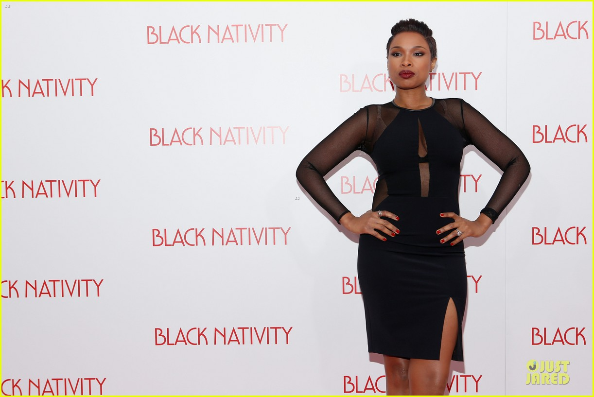 jennifer hudson angela bassett black nativity premiere 06