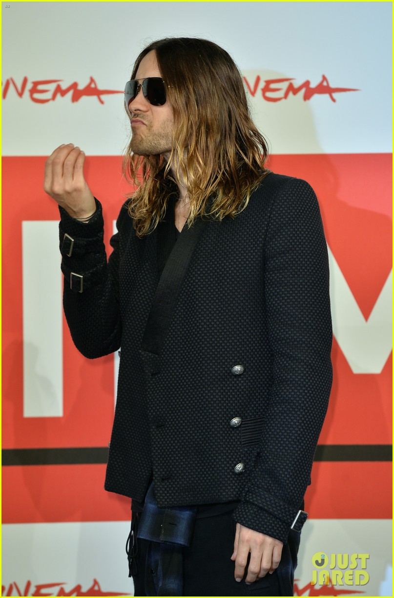 jared leto dallas buyers club rome photo call 07