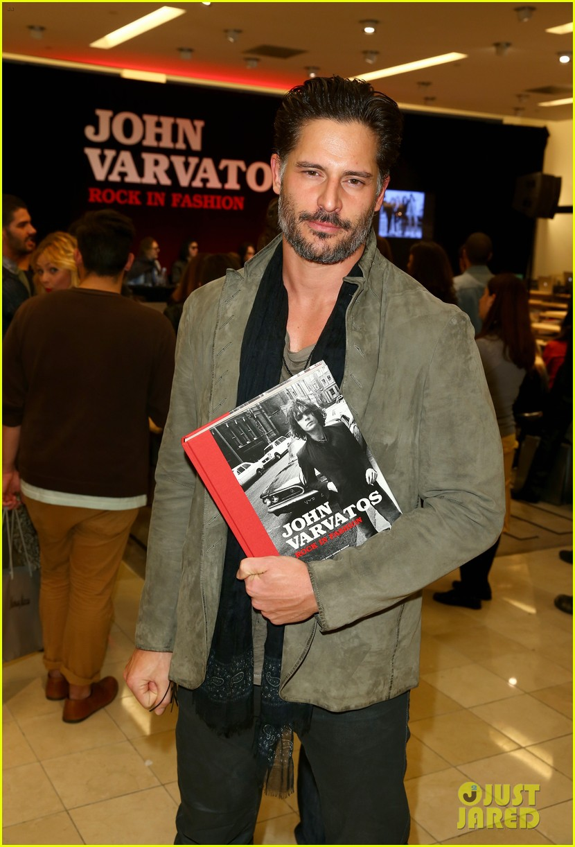 joe manganiello buff bod evolution book cover 02