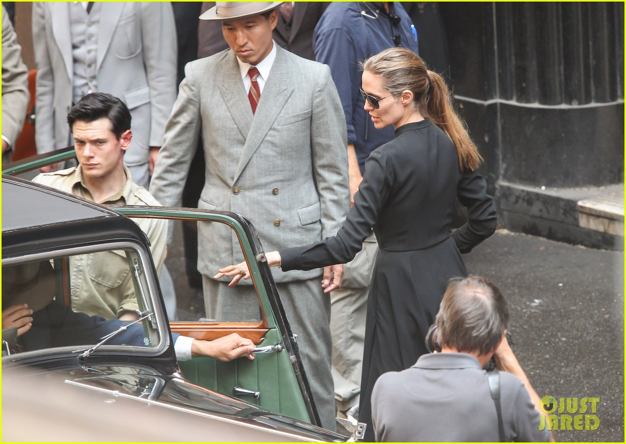 angelina jolie gets back to directing unbroken in australia 11