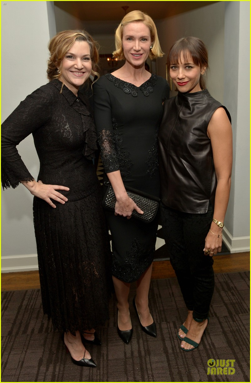rashida jones christina hendricks banana republic lwren scott collection launch 232996385