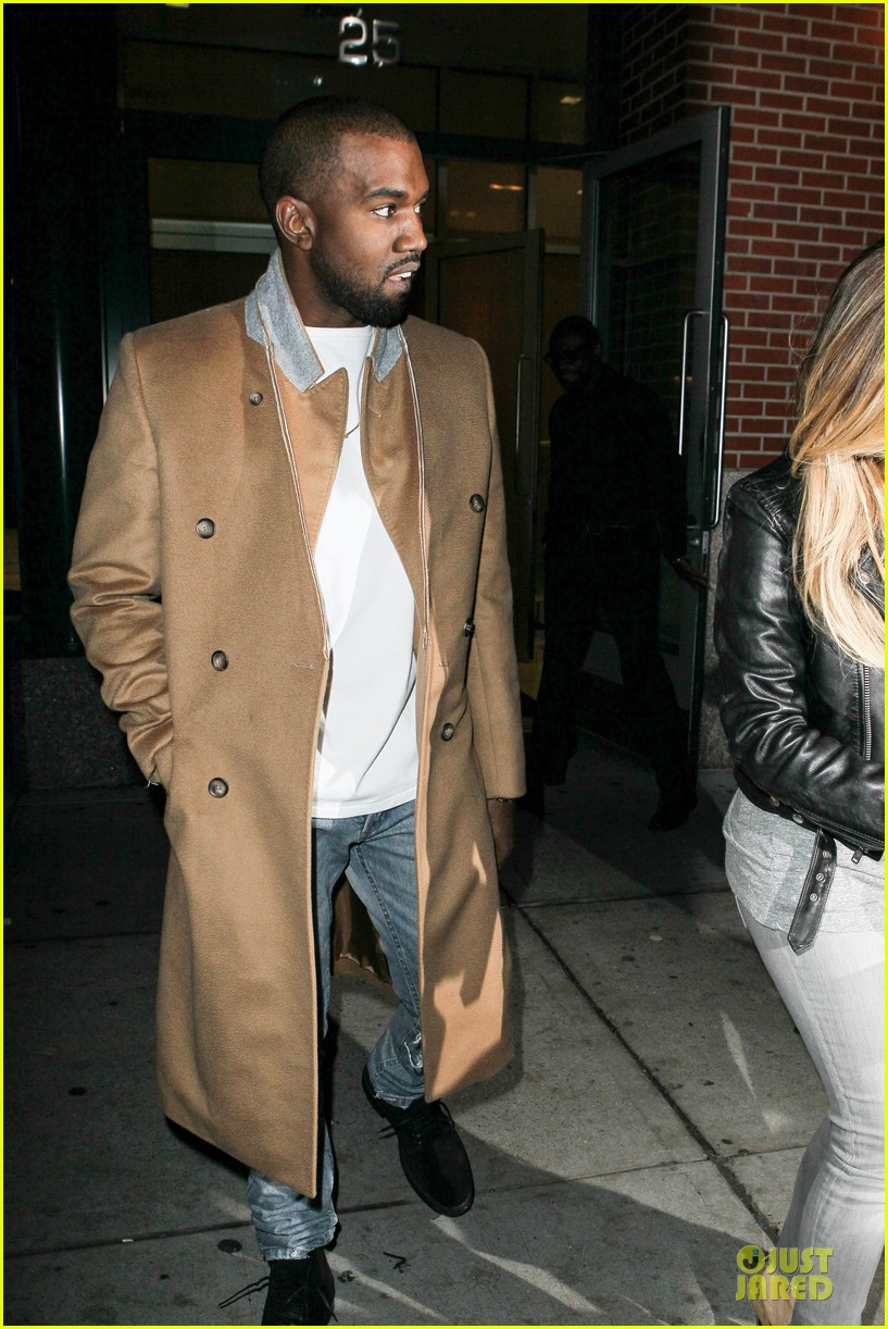 kim kardashian kanye west friday dinner date with north 11