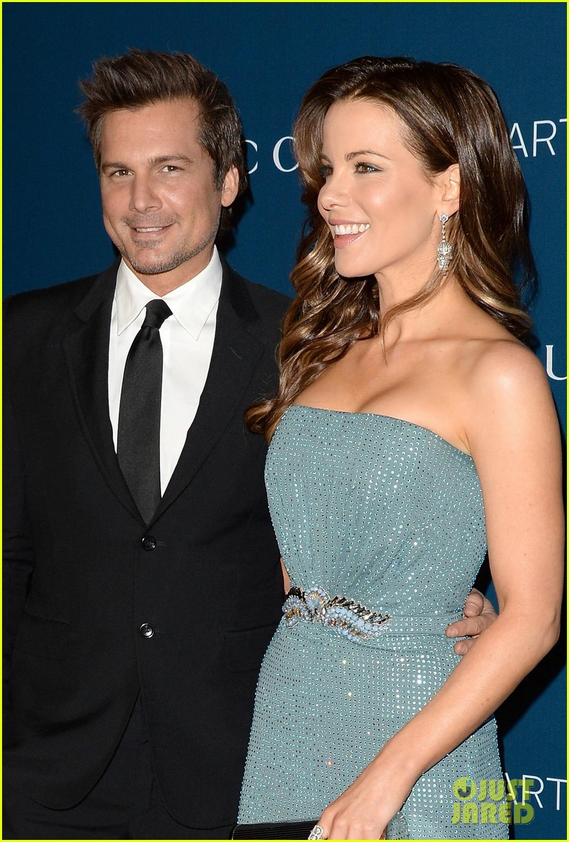 kate beckinsale len wiseman lacma art film gala 02