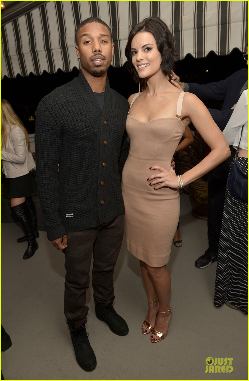 kesha michael b jordan banana republic lwren scott collection launch 30