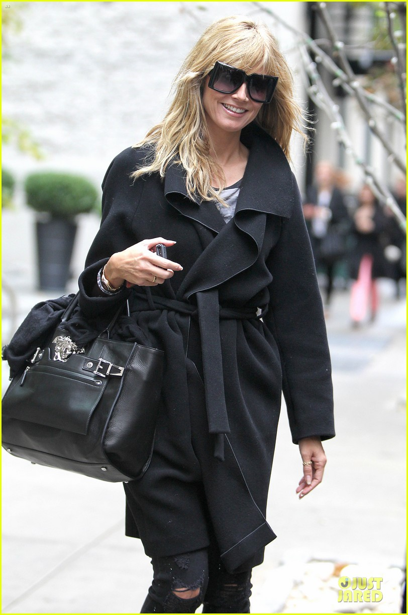 heidi klum martin kirsten going home after halloween party 272985174