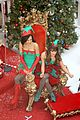 lea michele naya rivera santas sexy little helpers 06