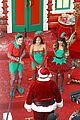 lea michele naya rivera santas sexy little helpers 08