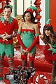 lea michele naya rivera santas sexy little helpers 32