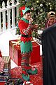 lea michele naya rivera santas sexy little helpers 45